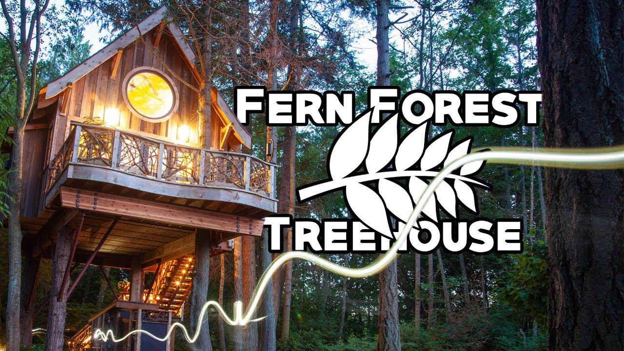 N&r 2 Porn secret treehouse in san juan islands
