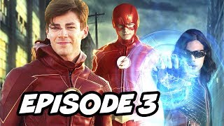 The Flash Season 4 Episode 3 - TOP 10 WTF and Comics Easter Eggs