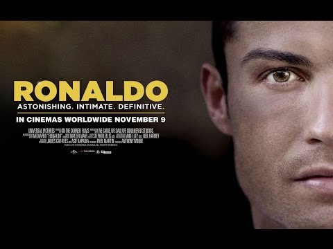 CRISTIANO RONALDO FILM DOCUMENTARY