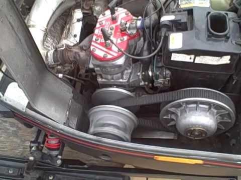 Polaris Rmk 700 Snowmobile Go Kart Engine