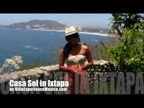Vacation Rental Villa Sol Ixtapa Guerrero, Mexico!