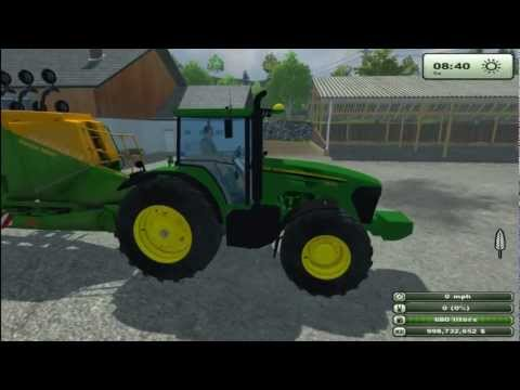 FSmodding JD7930 Farming Simulator 2013 Mod
