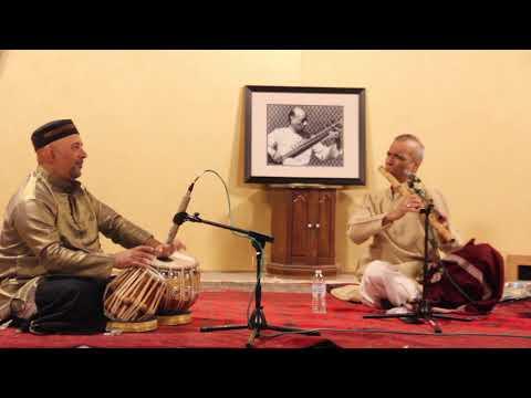 Deepak Ram & Samir Chatter ji Raag Janasummohini