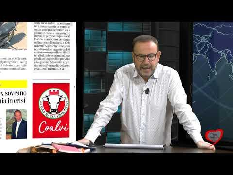 I giornali in edicola - la rassegna stampa 01/03/2021