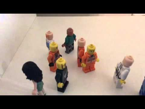 Give me your eyes Rileys 3rd Lego stop motion