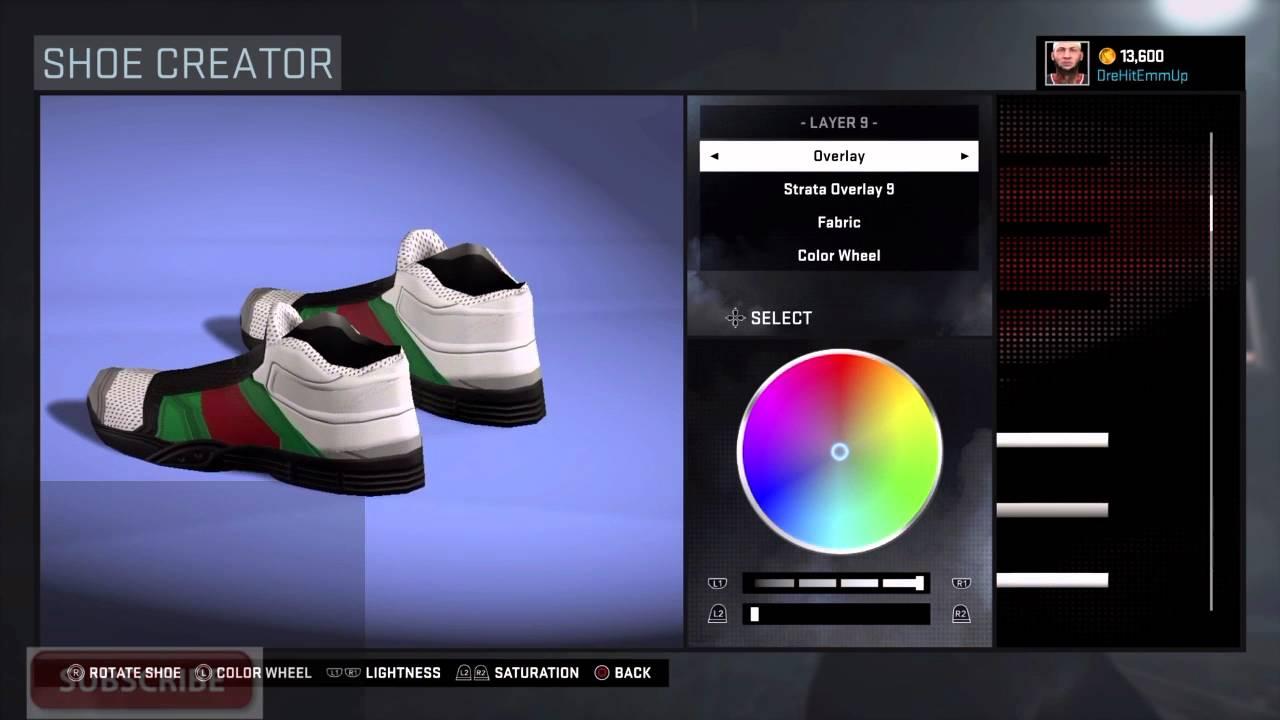 ecce3241af29 NBA 2K16 - How To Make Gucci Flip Flops - YouTube