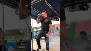 Andrea Manges & The Veterans - Easter Island UFO live at Punk Rock Raduno 2018
