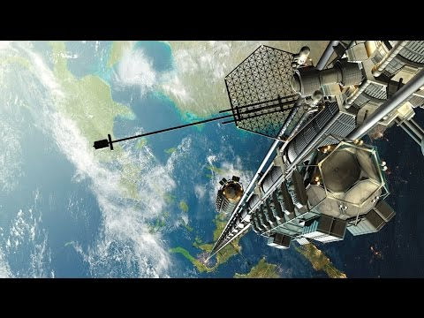 Japan's Obayashi to Build Space Elevator by 2050
