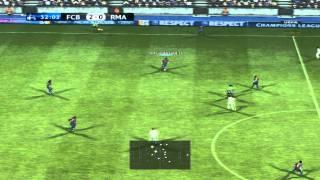 Pes 2012 Pc HD5850- Gameplay (Full HD)