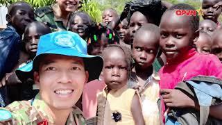 QPVN_Tết của những cánh chim hòa bình ở Nam Sudan