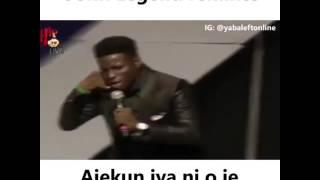 Aje kun Iya ni yio je remix Dino Malaye FT Kenny black