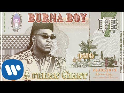 Burna Boy – Omo (Official Audio)