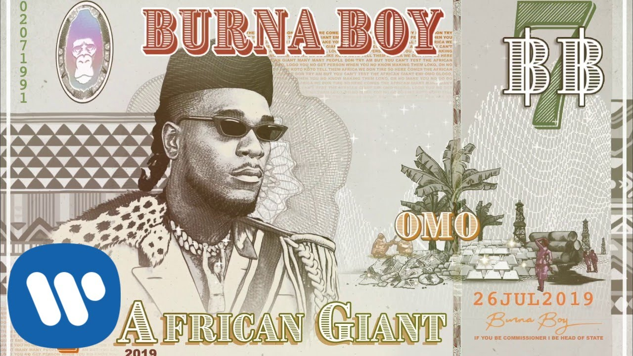 Burna Boy - Omo (Official Audio)