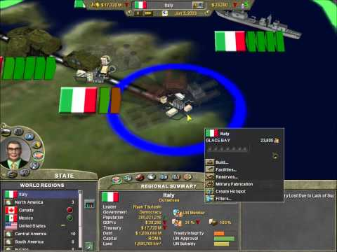 Let's Play: Supreme Ruler 2020 - Italy - Part 12