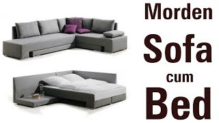 Modern Sofa Cum Beds  | Space Saving  Furniture by CHANDRA FURNITURE