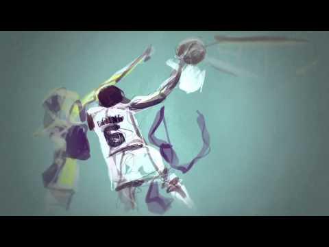 NBA Finals Animation | Richard Swarbrick and ESPN
