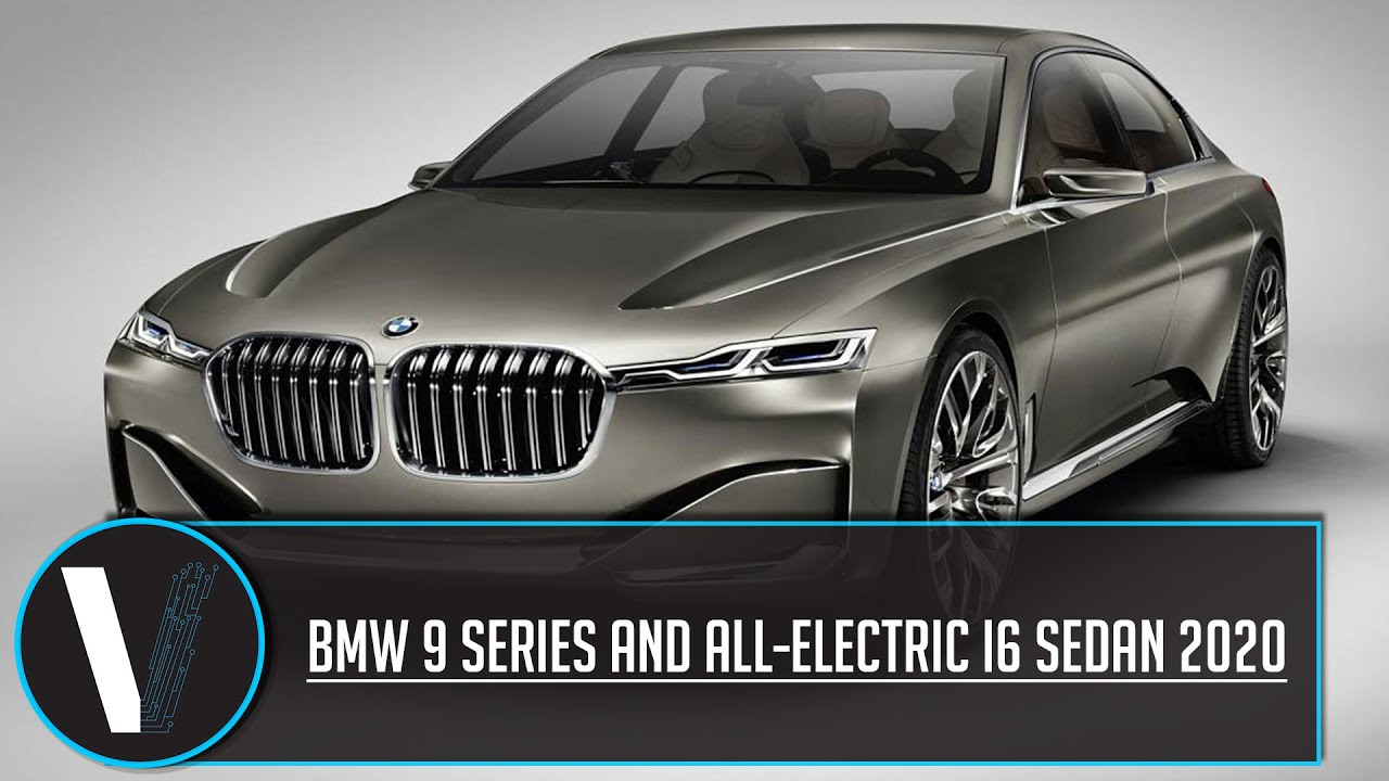Bmw 9 Series And All Electric I6 Sedan 2020 Review Youtube