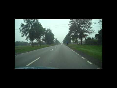 Through Zwolen (From Lublin to Poznań part 4 of 13)