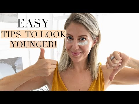 5 Important Fashion and Beauty Tips for Women OVER 30! - Видео онлайн