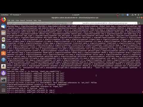 Litebitcoin CPU Mining Ubuntu