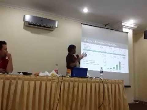Strategi Menggaet Investor Bisnis (by Gibran CEO Cybreed)