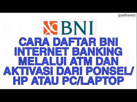 CARA #AKTIVASI #BNI #MOBILE BANKING TERBARU 2020..