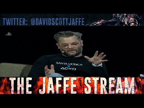 CORY BARLOG CALLS IN TO THE JAFFE STREAM