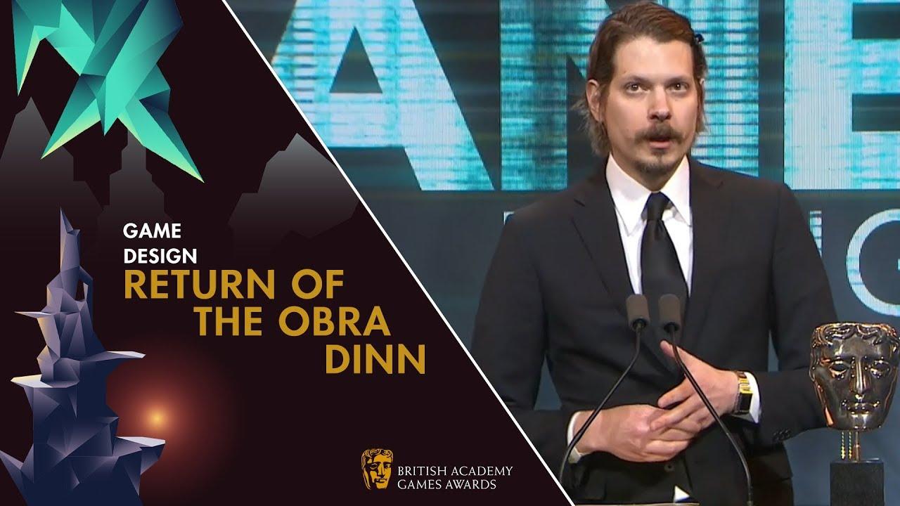 15th British Academy Games Awards