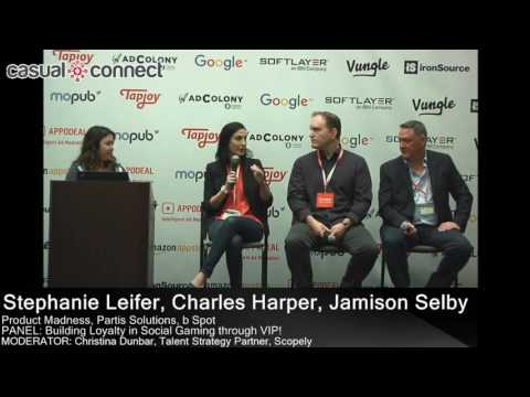 Building Loyalty in Social Gaming through VIP! | Panel