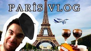 PARİS'E GİTTİM..! VLOG 1