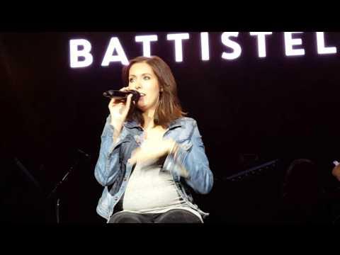Francesca Battistelli  in Happy Valley, Oregon 10/17/15 (Pregnant)
