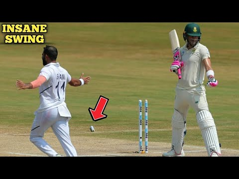 10 Unplayable Swing Deliveries by Indian Fast Bowlers || Xtra Innings ||