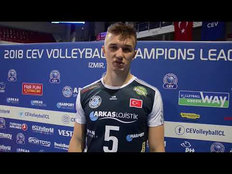 Arkas IZMIR vs Zaksa KEDZIERZYN KOZLE Post Match Interviews