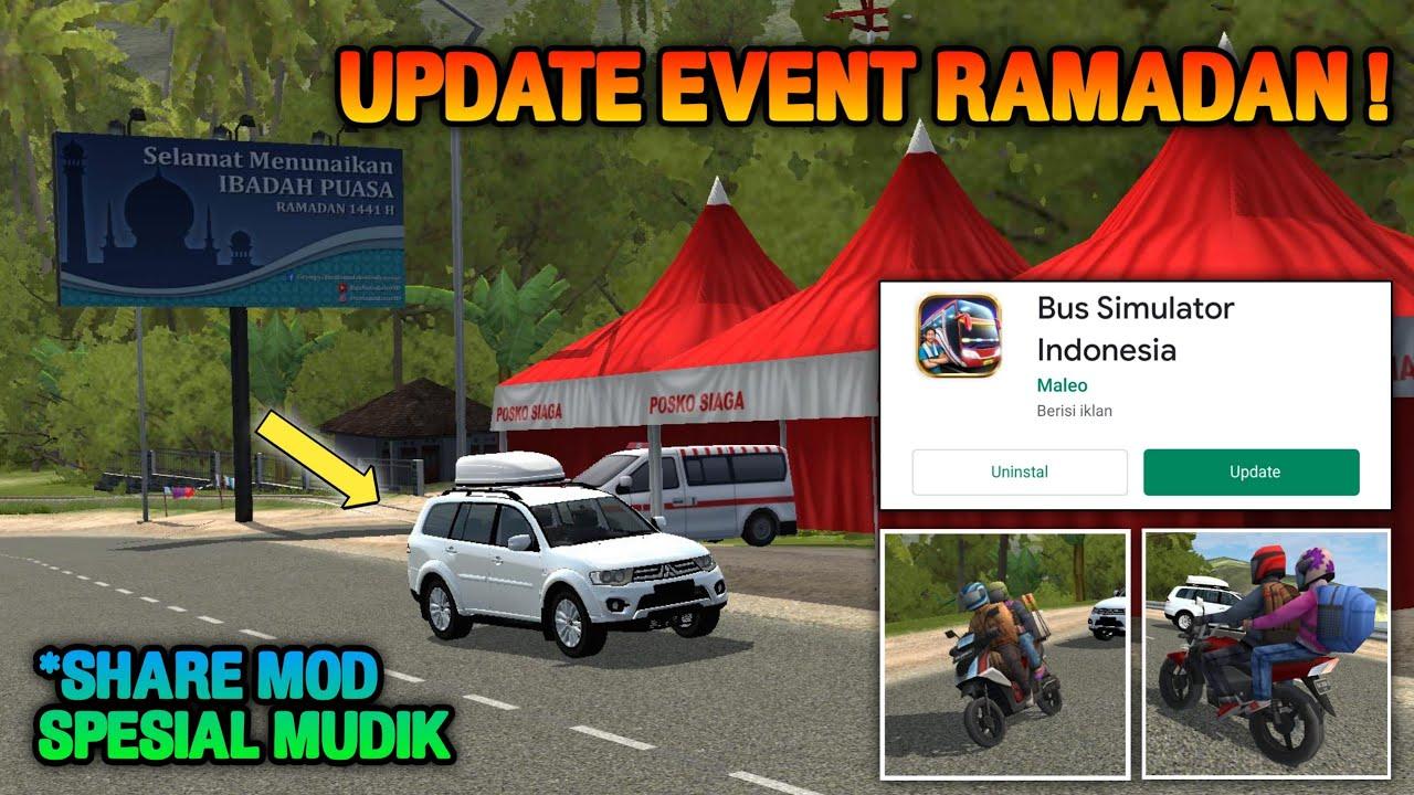 910 Mod Bussid Mobil Mudik Gratis