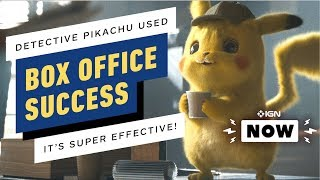 Pokémon Detective Pikachu Breaks Video Game Movie Box Office Record - IGN Now