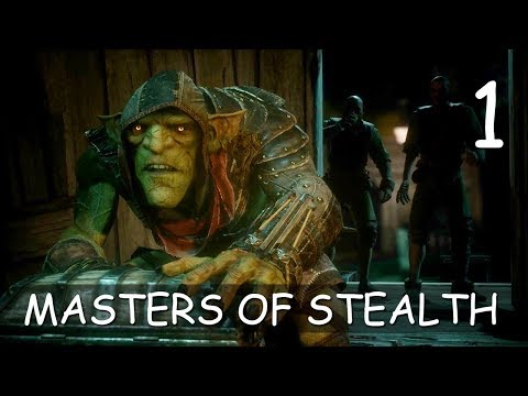 [1] Masters of Stealth (Let's Play Styx: Shards of Darkness w/ GaLm and FUBAR)