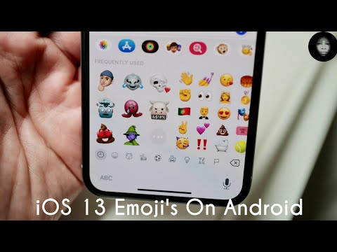 IOS 13.2 Emoji's In All Android Phones 2019