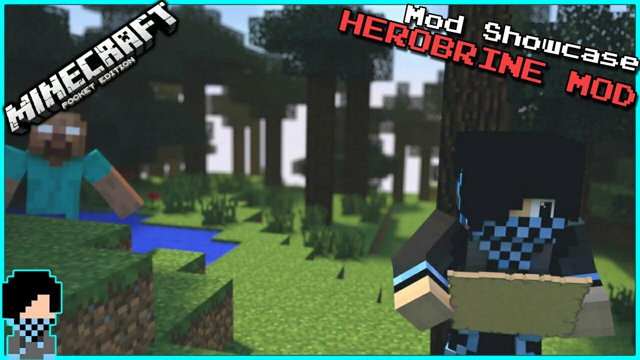 0 15 6 minecraft pe live through the herobrine nightmare