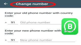 How to Change WhatsApp Business Phone Number
