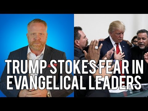 Donald Trump Warns of Violence to Group of Evangelical Leaders!
