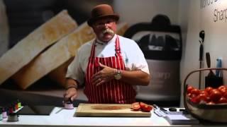AnySharp Knife Sharpener Pro video
