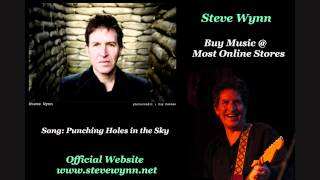 Watch Steve Wynn Punching Holes In The Sky video