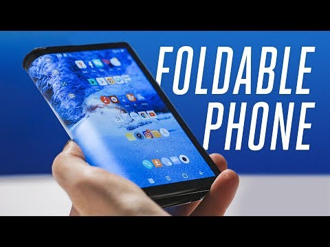 The foldable Royole FlexPai has a way to go