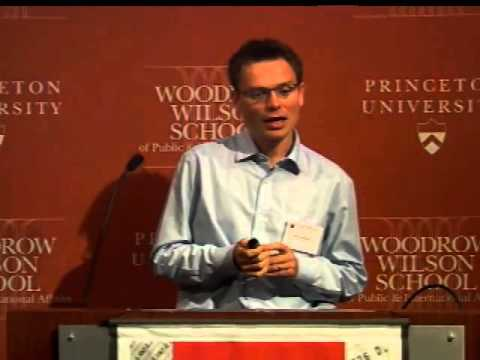 """JRCPPF 2013 Conference: """"Measuring Economic Policy Uncertainty,"""" Nicholas Bloom"""