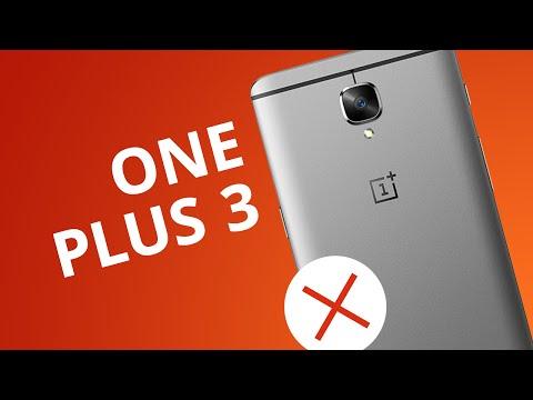5 motivos para NÃO comprar o OnePlus 3