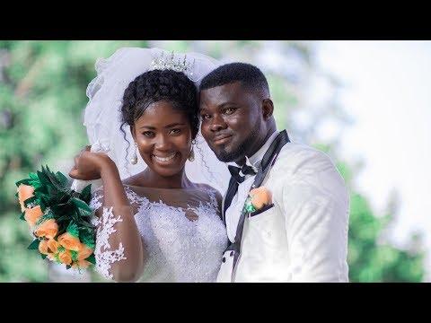 EBENEZER And JULIANA's Wedding Day