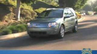 2008 Ford Taurus X Review - Kelley Blue Book
