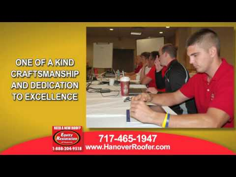 Roofing Suppliers Hanover Pennsylvania - Equity Restoration of Hanover