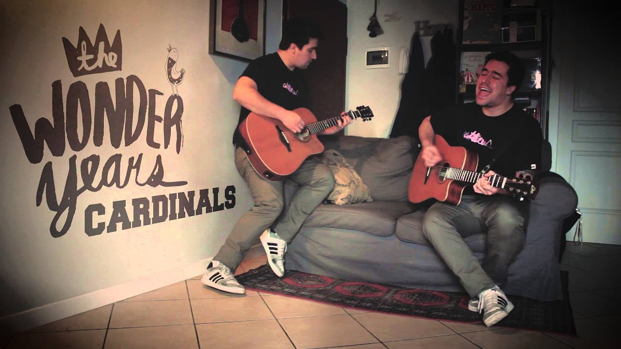 the-wonder-years-cardinals-acoustic-that-guy-on-the-couch