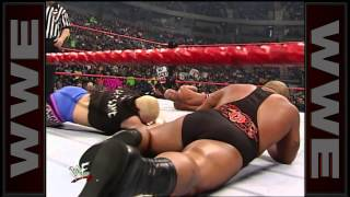 Crash Holly vs. Tazz vs. Saturn - Hardcore Championship Match: Raw, April 17, 2000